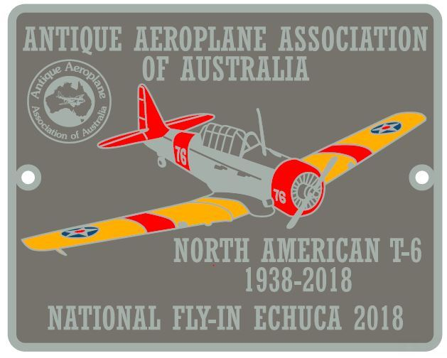 Antique Aeroplane Association of Australia - 2018 AAAA