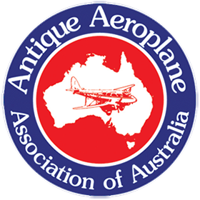 Logo of Antique Aeroplane Association of Australia